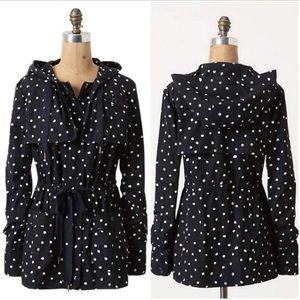 Daughters of the liberation polka dot anorak 14